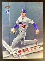 CODY BELLINGER 2017 Topps Update Rookie Debut #US214 Los Angeles Dodgers