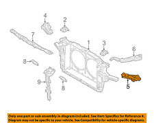 Infiniti NISSAN OEM 14-16 Q70 Radiator Support-Headlamp Bracket Left 625651MA0A