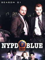 NYPD Blue: Season 1 (First Season) (6 Disc) DVD NEW