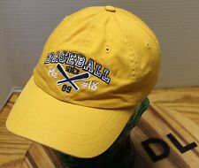 THE CHILDRENS PLACE YELLOW #18 HAT AGES 10-14 IN VERY GOOD CONDITION DL