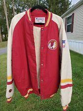 NFL Washington Redskins men's Winter Jacket/coats sz XXL