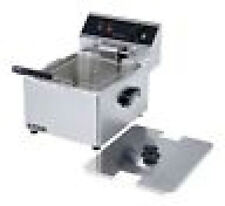 Adcraft  Fryer Electric DF6 withl lids Excellent Value
