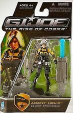Gi Joe Agent Helix Covert Operations The Rise of Cobra 2009