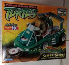Teenage Mutant Ninja Turtles (TMNT) Sewer Slider 2003 Unopened