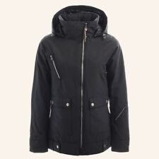 HOLDEN Women's RAMBLER MOTO Snow Jacket - Black - Small - NWT