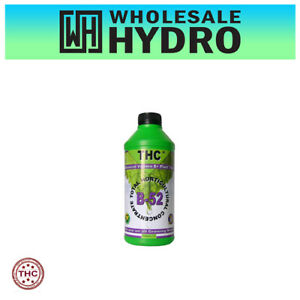 THC B-52 1lt B+ Vitamin Boost Hydroponic Nutrient For Grow & Bloom Stages