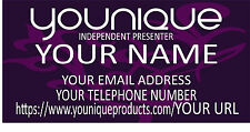 Younique Presenter Banner Custom Full Color Event Display With Free Grommets!