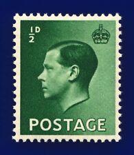 1936 Sg457 ½d Green P1 Mnh ccbs