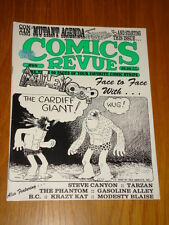 COMICS REVUE MAGAZINE #98 1994 ALLEY OOP SPIDERMAN STEVE CANYON TARZAN PHANTOM