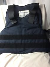 Protective Products International Bulletproof Vest Ballistic Stab Resistant Blue