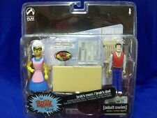 Adult Swim Series 1 The Brak Show by PALISADES NEW!! OOP SEALED! Action figure
