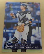 ROBBIE PERKINS - 2018 Asheville Tourists - Canberra Cavalry - Aussie Baseball