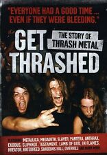 Get Thrashed [Special Edition] (2008, DVD NIEUW)