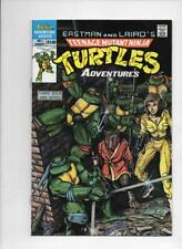 TEENAGE MUTANT NINJA TURTLES Adventures #1 2 3, VF/NM Kevin Eastman 1-3 set 1988