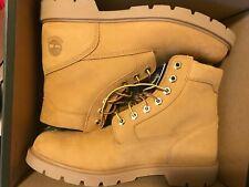 Timberland TB019079 Classic Wheat 6-inch Boots Mens  Nubuck Waterproof 11