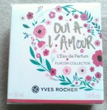 Yves Rocher - Eau de Parfum OUI À L'AMOUR vapo Collector 50ml neuf sous blister