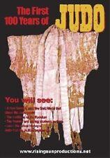 First 100 Years of Japanese Judo History Dvd world champions kodokan jiu jitsu