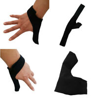2Pcs Bowling Ball Thumb Saver Glove Tape Replacement Finger Grip Accessories