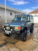 Land Rover 3 door discovery 300tdi off roader monster truck road legal