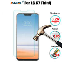Premium Genuine Tempered Glass Screen Protector Film Guard Cover For LG G7 ThinQ