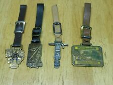 Fobs Manitowoc Detroit Diesel Payd 4 Vintage Construction Equipment Pocket Watch