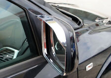 New Chrome Rearview Mirror Trim Rain Gear for Dodge Journey 2009-2014