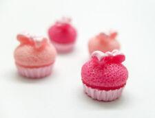 Muffin/CUPCAKE AS Ring or Hair Clip Lolita Rockabilly Girls Child