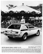 1972 AMC Gremlin X Factory Photo ad4007-OMXSQS