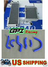 aluminum Radiator + hose HONDA RVF400 NC35 NC30 VFR400 RVF/VFR 400 NC 35/30
