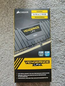Corsair Vengeance LPX DDR4 3000mhz 16GB RAM boxed