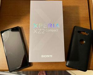 Sony Xperia XZ2 Compact - 64GB - Black (Unlocked)