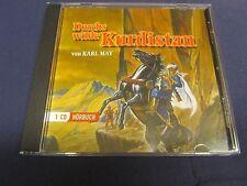CD Hörbuch * Durchs wilde Kurdistan * Karl May * Neu * Abenteuer * Ab 10 Jahre D
