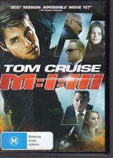MISSION IMPOSSIBLE 3 - MI:III DVD R4 (2006)Tom Cruise Phillip Seymour Hoffman