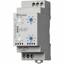 Finder Voltage Monitoring Relay With SPDT Contacts 3 Phase 380 Â?? 415 V