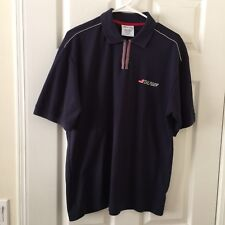 New ListingVintage Tommy Hilfiger Mens 1 4 Zip Polo Golf Blue Short Sleeve  Medium Shirt C06 cc7af7510d
