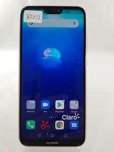 "Huawei P20 Lite ANE-LX3 32GB Claro Mobile 5.8"" Smart Cellphone Pink X222"