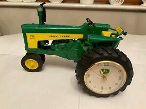 Danbury/Franklin Mint John Deere 730 Farm Tractor Clock - Scale 1:16 - Rare!!!