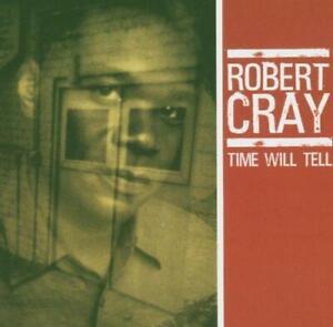Time Will Tell, Robert Cray, Good DualDisc