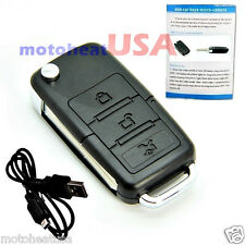 Mini Motion Detection Hidden Spy Cam Camera DVR Keychain Car Recorder gadgets HD