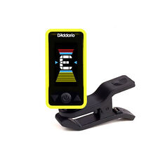 Planet Waves Eclipse Clip-On Tuner - Yellow +Picks