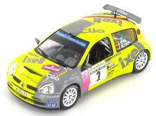 Renault Clio S1600 Hevia - Iglesias Rally de Aviles 2004 1:43
