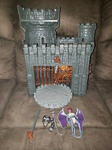Vintage Kenner Disney Gargoyles Castle Playset