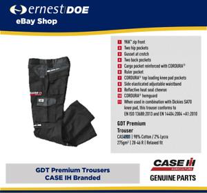 Case IH GDT Premium Trousers   Dickies Work Wear   Genuine CASE Merchandise