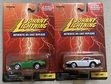 New ListingJohnny Lightning 1981 Z-Car Green & White Set (Datsun)