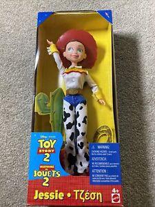 Toy Story 2 Jessie Doll New