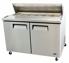 Atosa Msf8302, 48-Inch Two-Door Sandwich Preparation Table