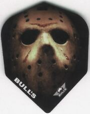 Friday the 13th JASON Mask Dart Flights: 3 per set