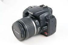 Canon EOS Rebel XTi Digital Camera w/ Canon 18-55mm Lens