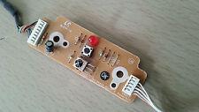 """SAMSUNG  32"""" LCD TV  (LE32R87BDX)  I.R SENSOR /ON-OFF SWITCH BOARD BN41-00868A"""