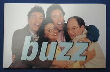 Scene It Seinfeld Edition Buzz Cards Replacement Playing Piece Part